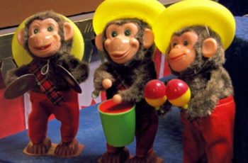 arti cinta monyet