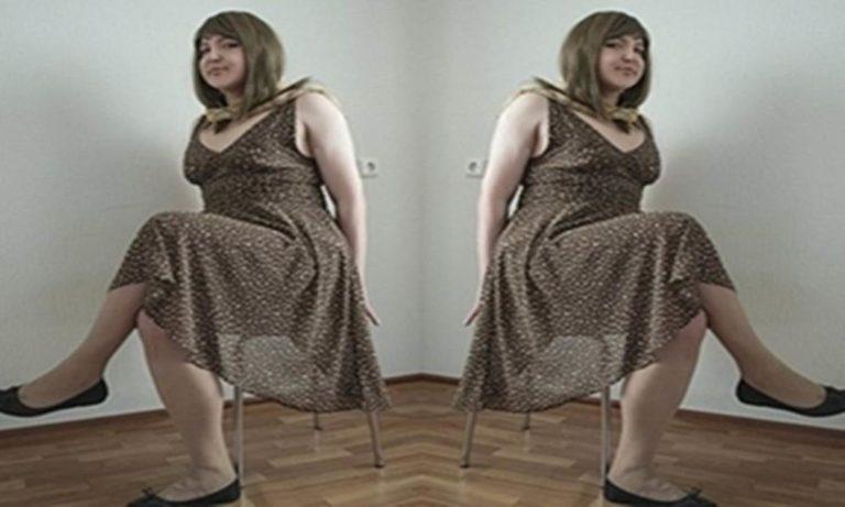 wanita gemuk cantik
