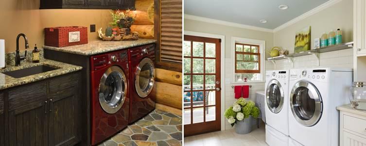 desain dapur laundry