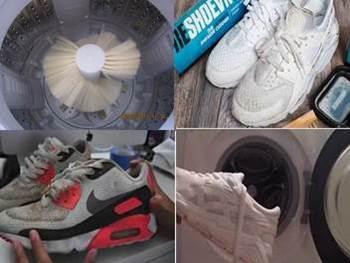 usaha laundry cuci sepatu