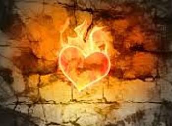 cinta membara api