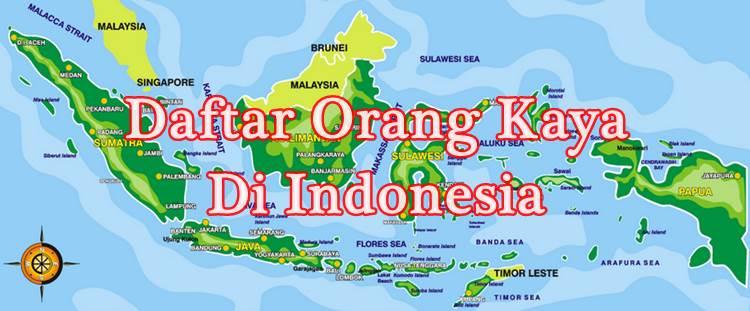 daftar orang kaya di indonesia