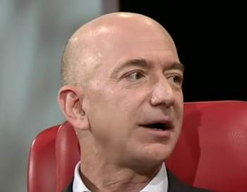 Jeff Bezos (US$ 134,7 Miliar)