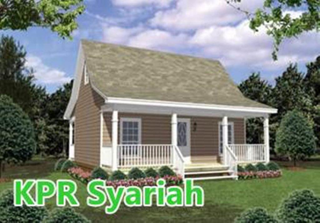 kredit rumah kpr syariah