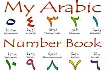angka arab 1-10