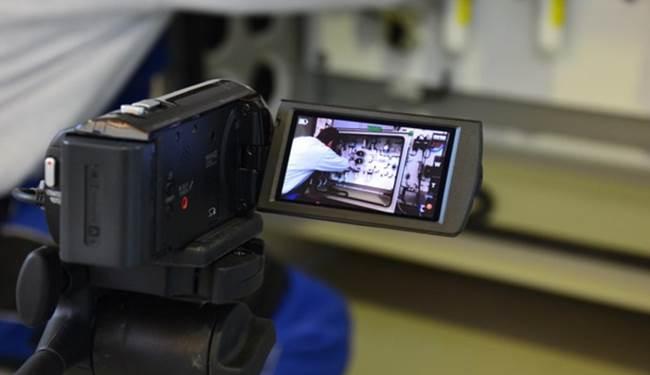 dokumentasi video