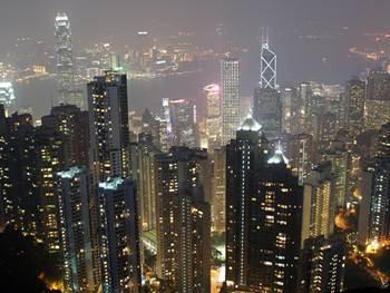 kota hongkong kaya