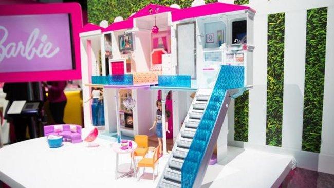 rumah barbie terbaru