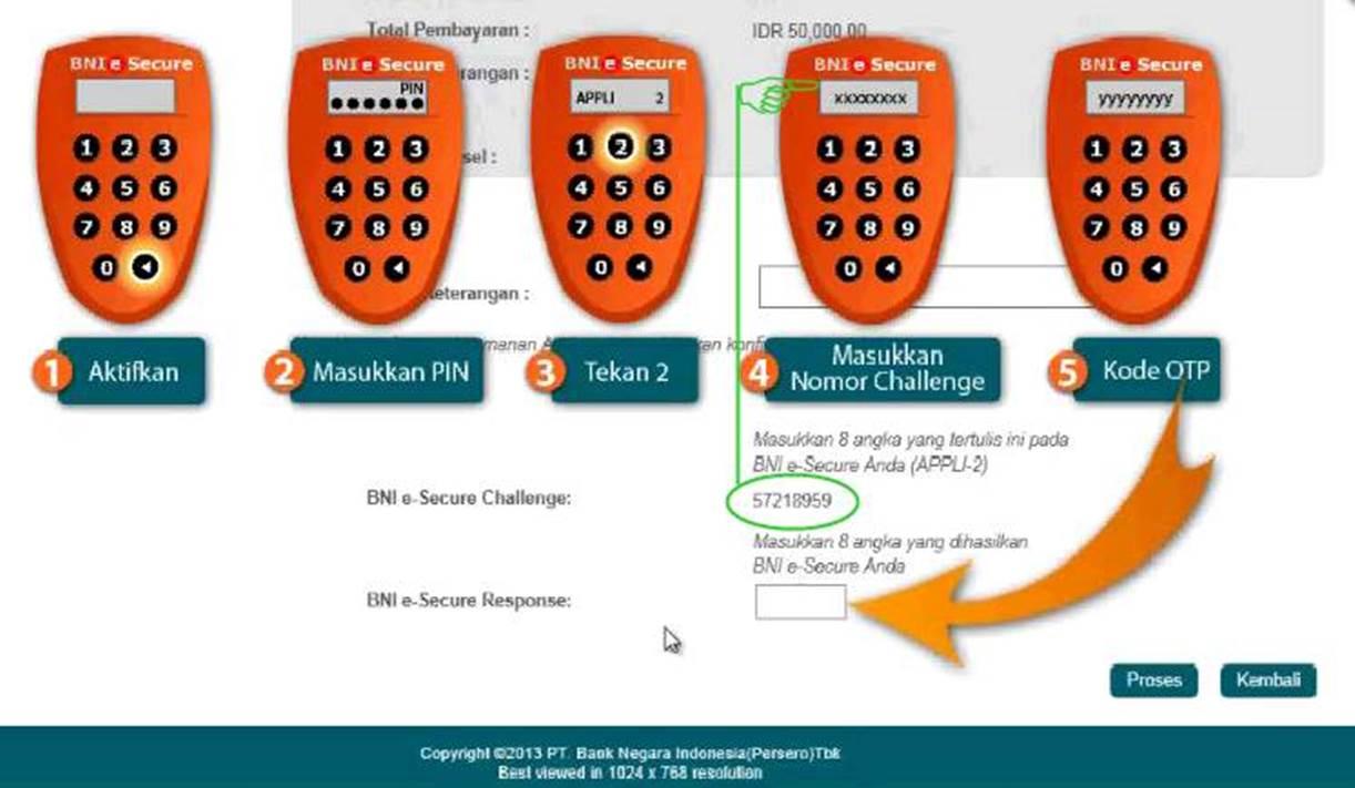 Cara Daftar Internet Banking Bni Aktivasi Token Dan Panduan Transaksi Diedit Com