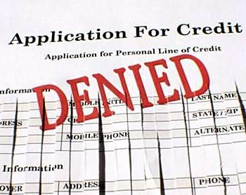 kredit ditolak bank