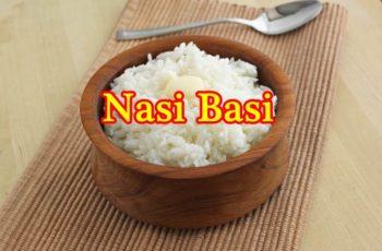 agar nasi tidak basi
