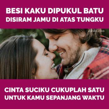 pantun romantis pacaran