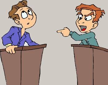 debat wawancara kerja