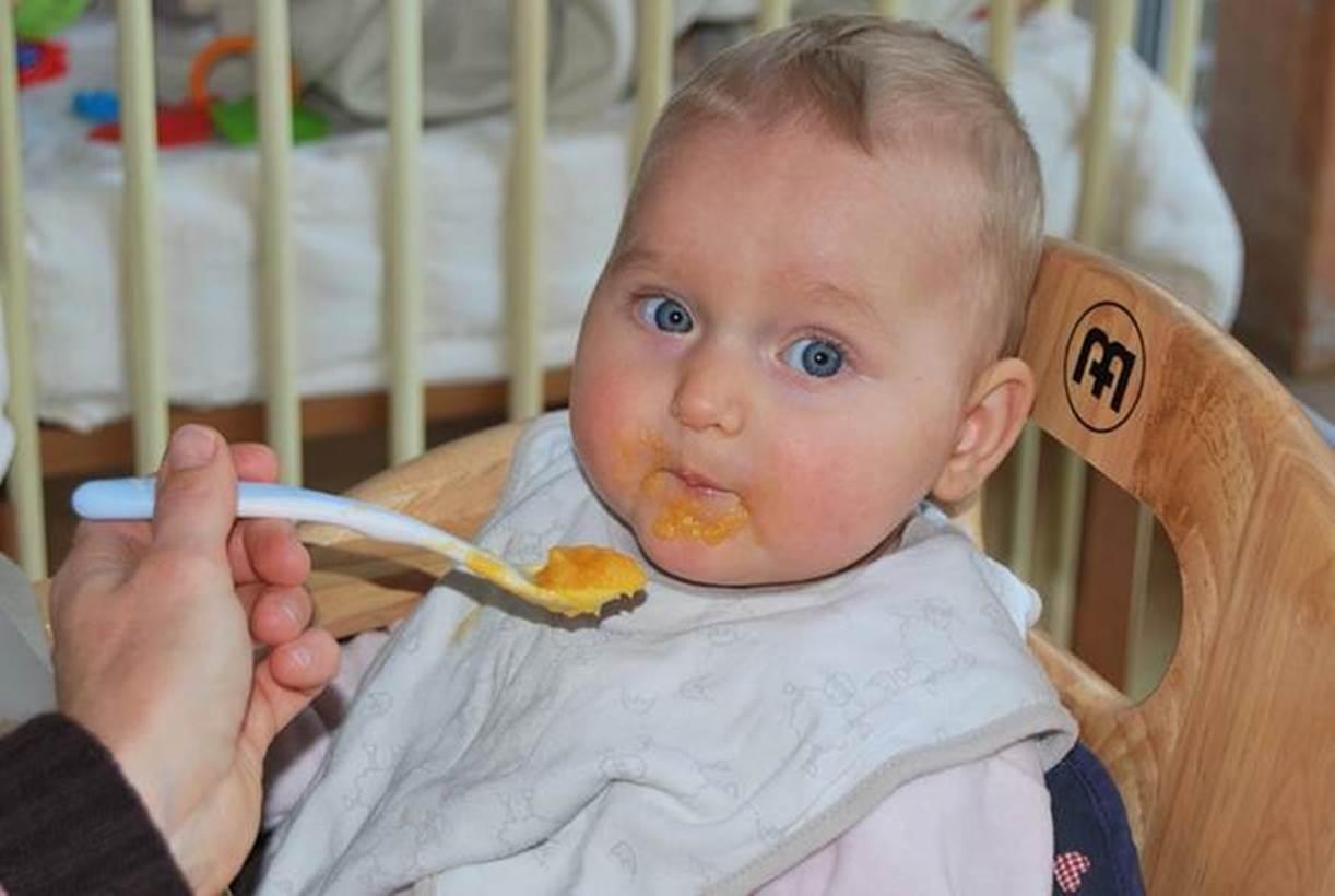 7 Tips Memberi Nutrisi Makanan Sehat Untuk Bayi 6 Bulan Diedit Com