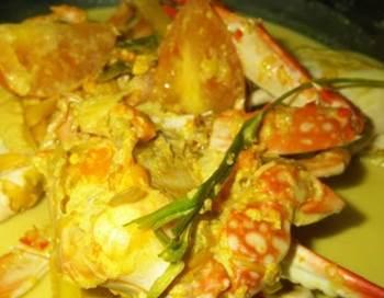 resep masak kepiting