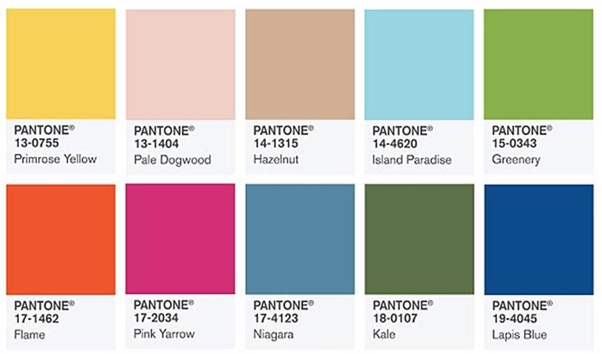 trend warna baju terbaru