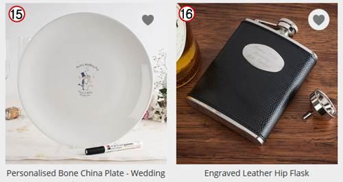 hadiah perkawinan murah