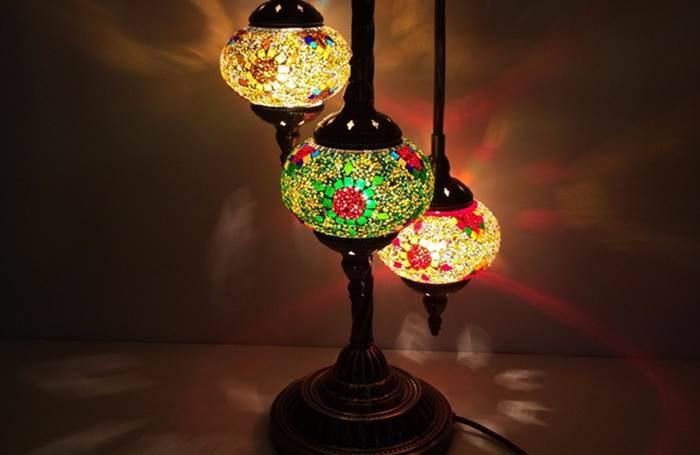 lampu tidur romantis