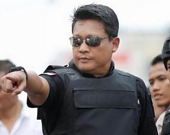 polisi ganteng Indonesia
