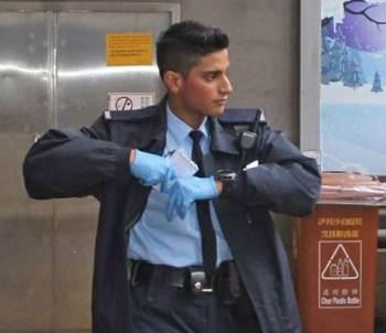 polisi muslim ganteng