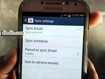 sinkronisasi data android