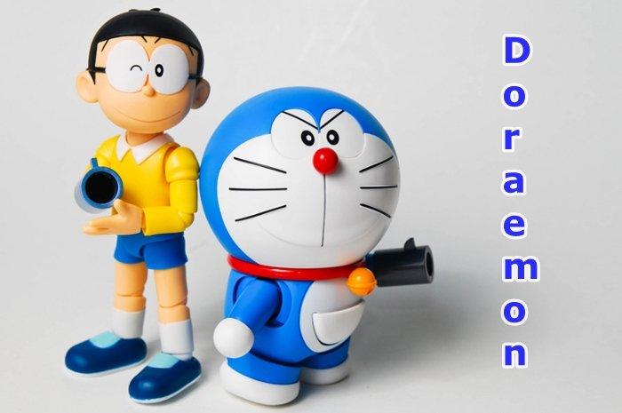 5 Boneka Doraemon Mahal Awal Mula Ceritanya Diedit Nah Sebelum