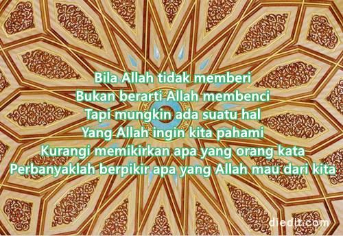 kata selamat pagi islam