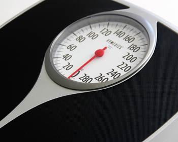 timbangan berat badan ideal
