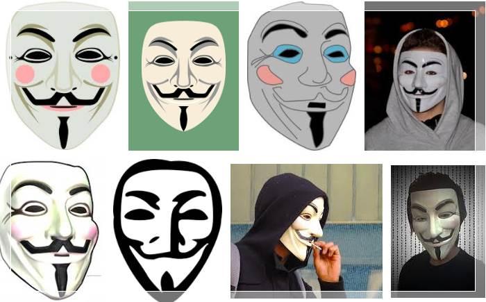 topeng anonim hacker