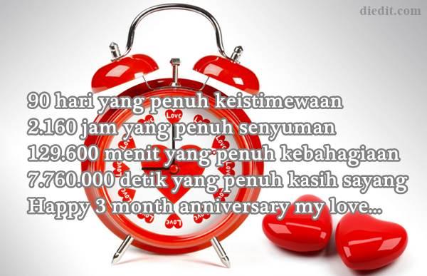 kata anniversary romantis