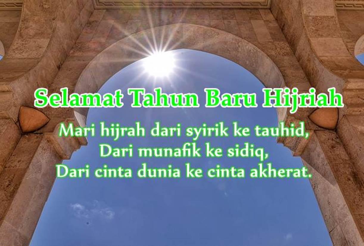Ucapan Selamat Tahun Baru Islam 1442 H Plus Pantun Doa Diedit Com