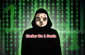 hacker no 1 dunia terhebat
