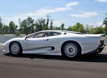 mobil jaguar