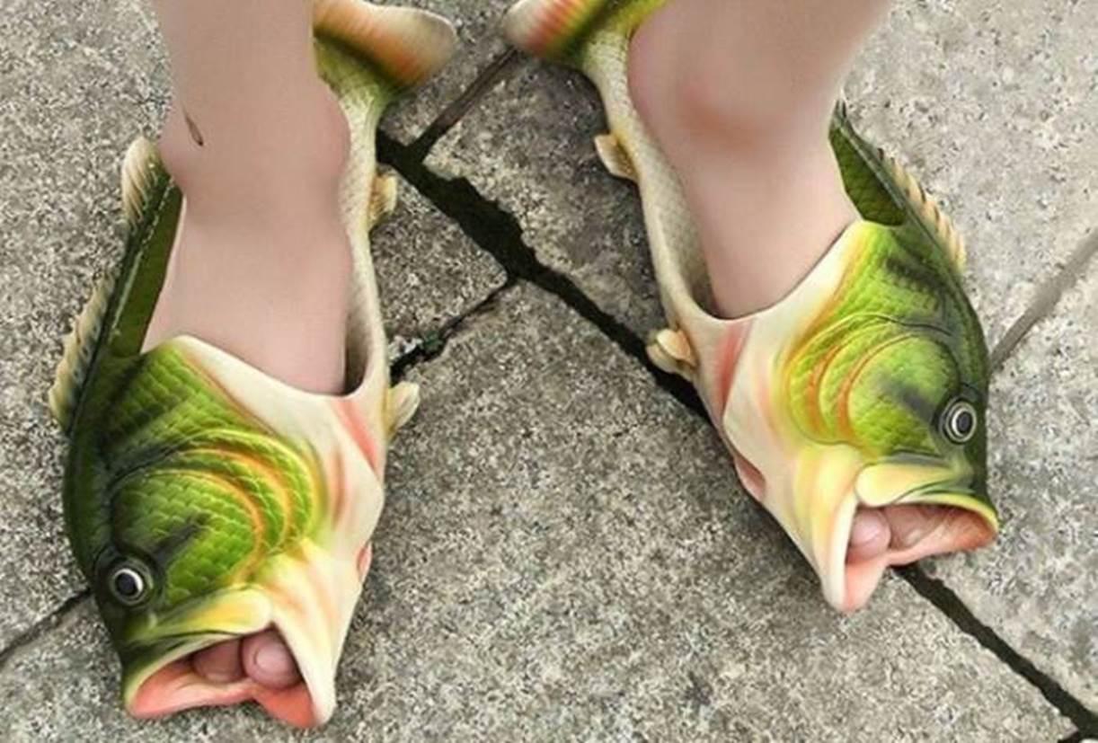 sandal unik jepang