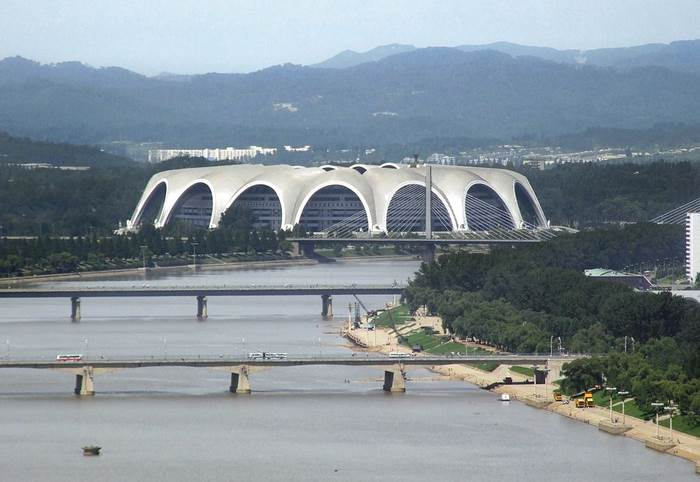 stadion olahraga terbesar korea
