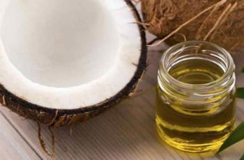 minyak kelapa untuk wajah