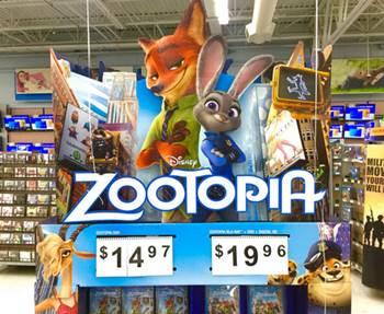 film animasi zootopia