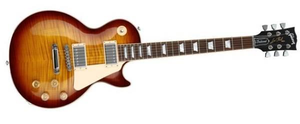 model gitar les paul