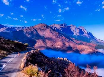 pemandangan indah afrika selatan