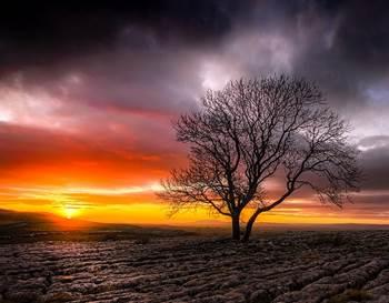 keindahan alam inggris