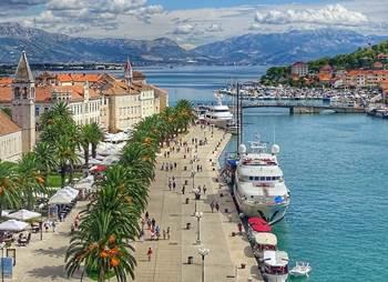 pemandangan kroasia