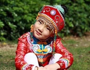 gadis mongolia