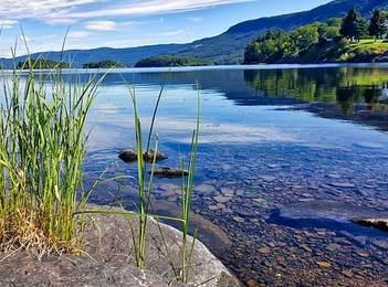 alam indah negara norwegia