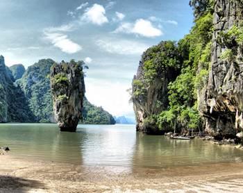 pesona alam thailand