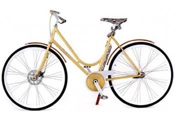 sepeda klasik mewah