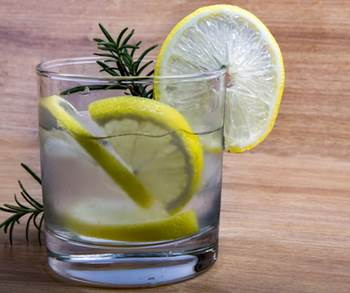 minuman lemon