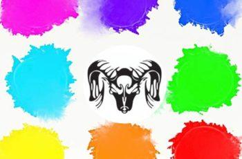 warna keberuntungan aries