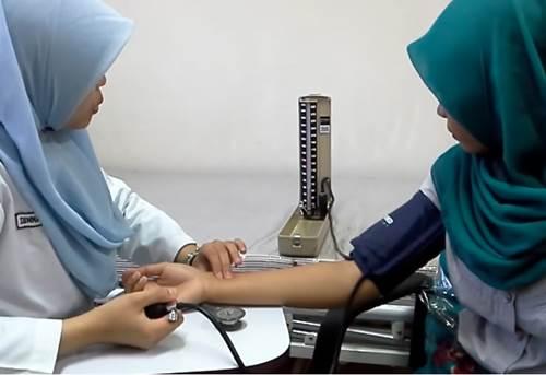 tensi meter tekanan darah tinggi