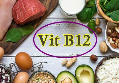 fungsi vitamin b12