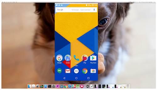 aplikasi akses layar ponsel ke komputer